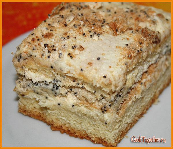 Рецепт торта Макбет