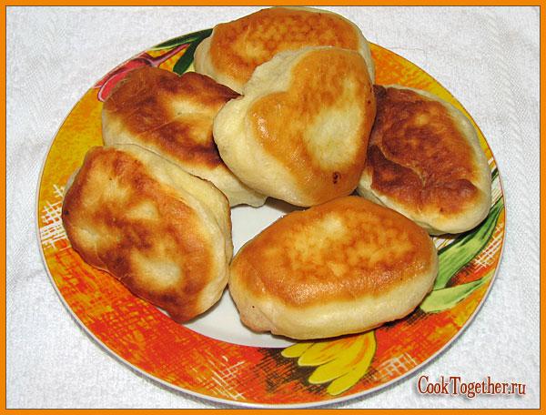 Пирог из слоёного теста с картошкой – рецепт Бабушки Эммы